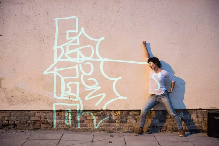 Dance Grafitti